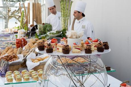 Sunday Brunch - President Wilson Hotel Geneva - Switzerland - Food and Options for a perfect lunch ... buffet photos and a la carte