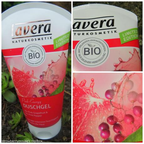 Pink Is My New Obsession oder: [Review] Lavera Pink Energy Duschgel