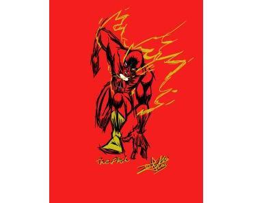 """DC's """"The Flash"""" soll auf die Kinoleinwand kommen"""
