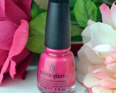 Your look – my look auf Innen&Außen: China Glaze Strawberry Fields