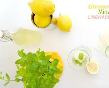 {Rezepte} Eine Liaison zwischen Zitronen und Minze. Zwei Länder, eine Liebe.