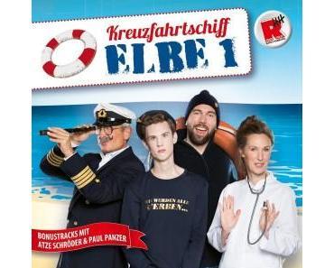 Radio Hamburg-Comedy Kreuzfahrtschiff ELBE 1 unter vollem Lach-Dampf