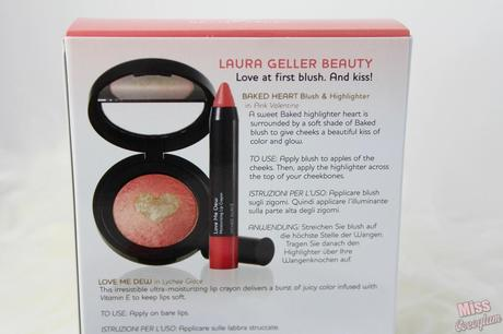 Laura Geller 'Color of Love Set' *Review*
