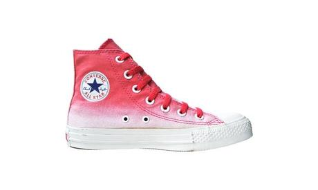 converse schuhe all star chucks 110068 rot weiss batik design. Black Bedroom Furniture Sets. Home Design Ideas