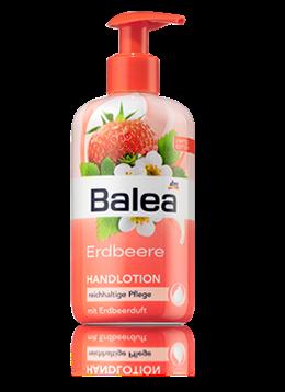 Balea Erdbeere Handlotion