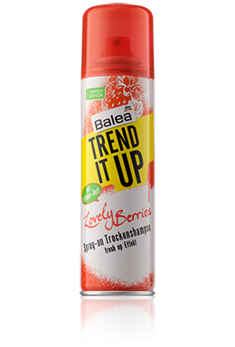 Balea Trend it up Lovely Berries Trockenshampoo