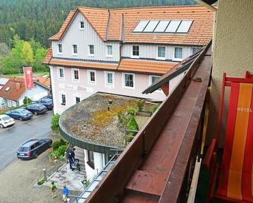 Regnerische Grüße aus dem Schwarzwald