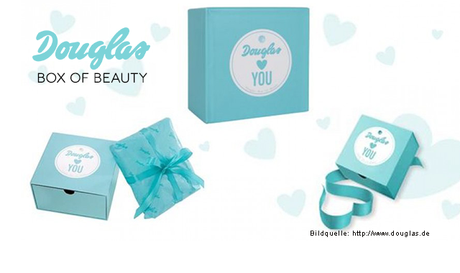 Douglas Box of Beauty April