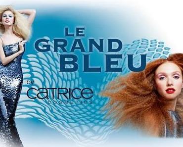 "Catrice ""Le Grand Bleu"""