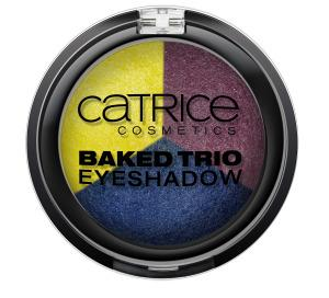 Catrice Carnival of Colours Baked Trio Eyeshadow C01