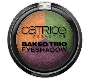 Catrice Carnival of Colours Baked Trio Eyeshadow C03