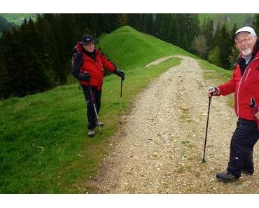 Fritz und Ferencz, Wanderfreunde