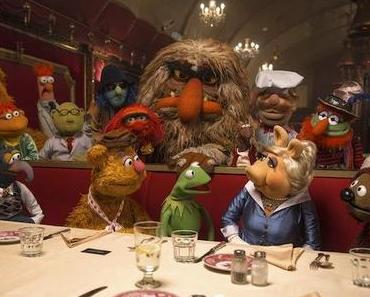 """Muppets Most Wanted"" von James Bobin"