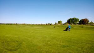 Traumhafte 27 Loch Runde mit Golfverrückten!