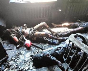 Terroristen in der Ukraine bedrohen wie nie zuvor den Weltfrieden
