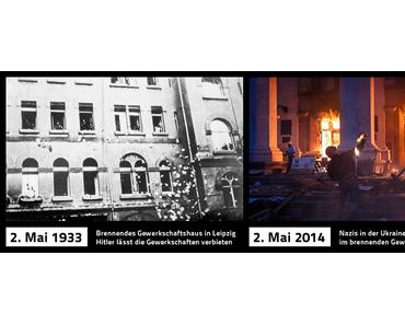 """""""Pogrom"""" in Odessa !"""
