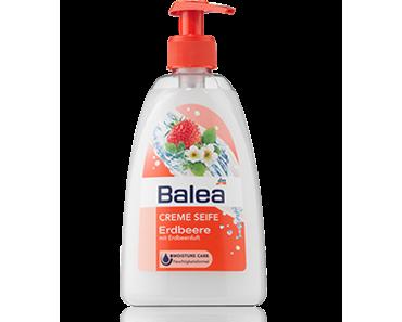 Neu! Balea Erdbeere Seife, Handlotion...