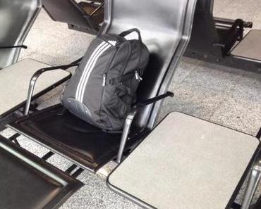 Die Sache mit dem Koffer packen