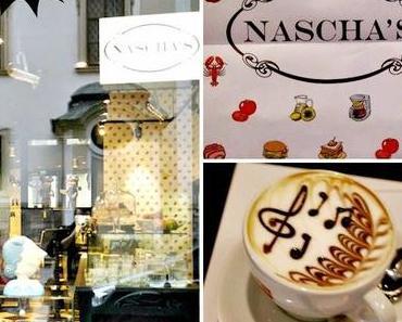 Hello Wien #1 - Nascha's süßes Schlemmer Café am Petersplatz