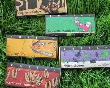 Schokolade von Fair Einkaufen - der Onlineshop für den fairen Genuss!