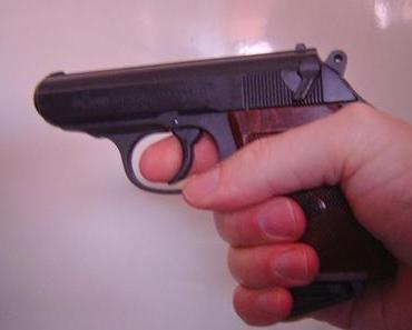 Kleinwaffen, ein großes Problem - Demnächst aus dem 3D-Drucker?