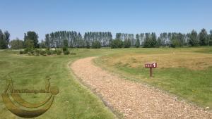 Golf in Wall und die Wallgang