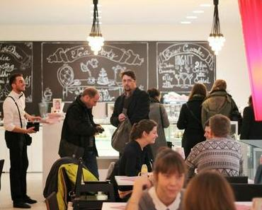 {Food x Vienna} Tea Party bei Cupcakes Wien im mumok