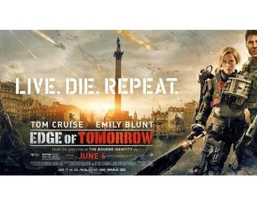 Edge of Tomorrow: Erweiterter IMAX-Trailer ist online