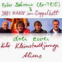 Peter Behrens (Ex Trio) & Drei Mann Im Doppelbett - Drei Zwei
