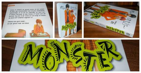 My little Monster - Robico / Ein wundervoller Manga!!!!