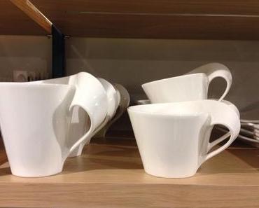 Tee trinken wie bei Klee