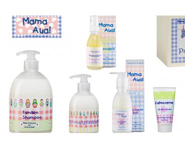 Mama Aua – Pflegeprodukte für Kinder