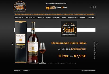 Whiskycigar, Whisky Cigar, Whisky Cigar Schmahl