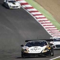 Sieg für das Grasser Racing Team Lamborghini in Brands Hatch