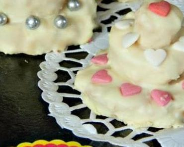Mini-Vanilla Cakes / Mini Vanille-Küchlein