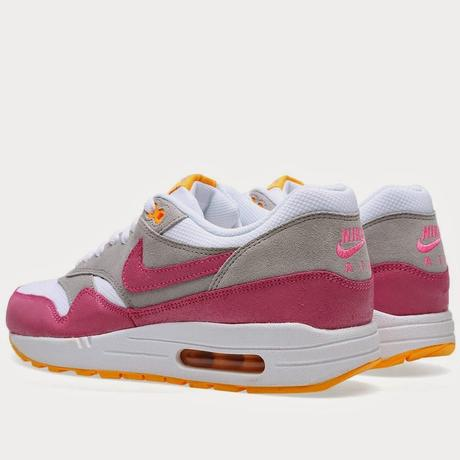 Nike Air Max 1 Essential Weiss & Pink Glow