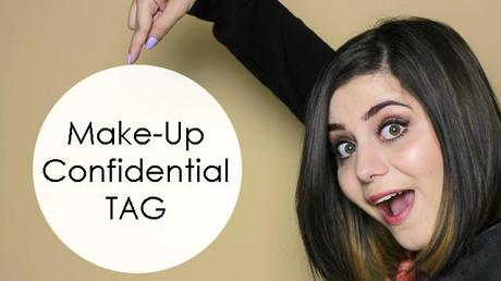 Make-Up Confidential TAG