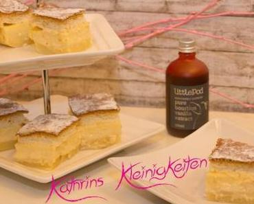 Magic Custard Cake – Magischer Kuchen mit Vanille 🍰