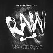 MaxXdrums - RAW