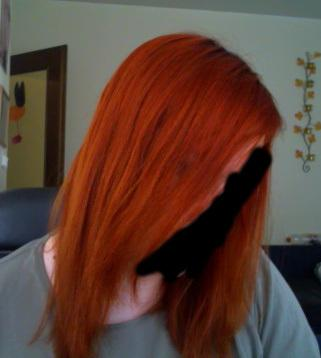 Endlich rote haare die auch halten goldwell elumen