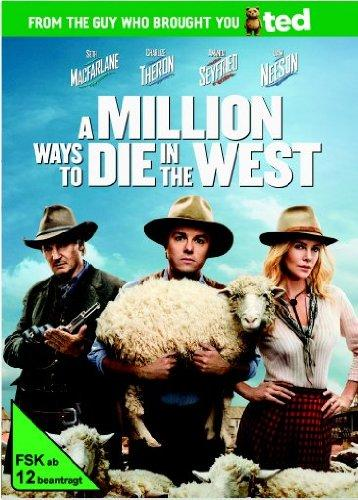 Kritik Review A Million Ways to Die in the West