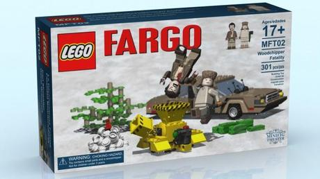 Animationsfilm: LEGO Fargo