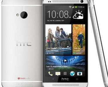 HTC One (M7) erhält Update auf Sense 6