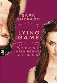 """[MINI-REZENSION] """"LYING GAME - Wo ist nur mein Schatz geblieben?"""" (Band 4)"""