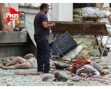 Lawrow: Westliche Medien verheimlichen reale Situation in Ukraine