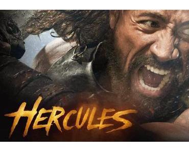 Trailerpark: 50% Mensch, 50% Gott, 100% Dwayne Johnson - Neuer Trailer zu HERCULES
