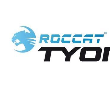 Roccat: Hamburger stellen Tyon Gaming Maus vor