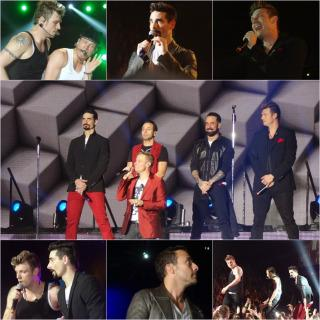 In A World Like This – Backstreet Boys in der Hamburger O2