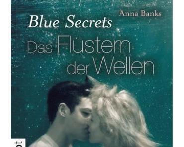 [Rezension] Das Flüstern der Wellen von Anna Banks (The Syrena Legacy #2)