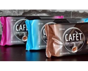 Cafèt Kaffeekapseln von Netto